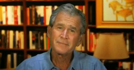 Bush en Facebook