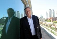 Néstor Kirchner (25 de febrero de 1950 – 27 de octubre de 2010)
