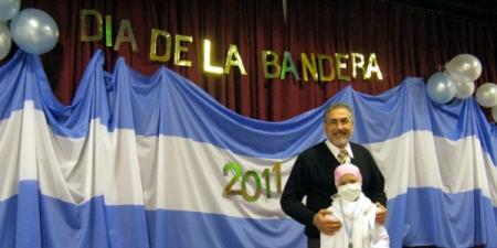 Horacio Aziz y Larissa