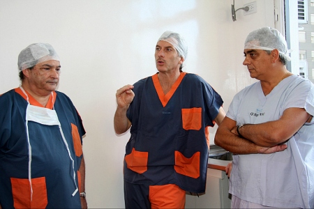 Macri hospitales publicos