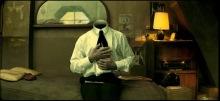 Captura del cortometraje de Juan Diego Solanas, El hombre sin cabeza (2003)