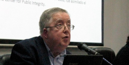 James Rowe en la UAI
